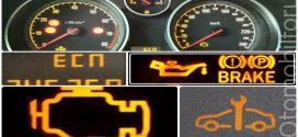 Opel Corsa Arıza Kodları ve İşaretleri