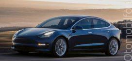 Tesla Model 3 Avrupa'nın en çok satılan elektrikli aracı oldu