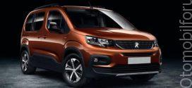 Yeni Peugeot Rifter 2019 Model Fiyatı ve Özellikleri