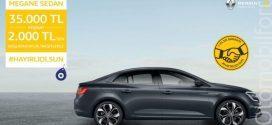 Renault Megane Modellerinde Kaçırılmayacak fırsatlar
