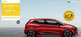 Renault Clio HB Nisan Ayı Kampanyaları