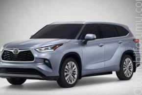 2019 Toyota Highlander New York'ta tanıtıldı
