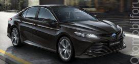 Yeni Toyota Camry Hybrid 2019 Model