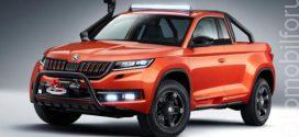 Skoda Mountiaq 2019 Model Pikap Modeli
