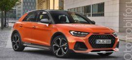 Yeni Audi A1 Citycarver 2020 Model Özellikleri