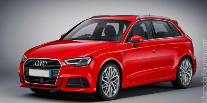 Audi A3 Sportback'te Ağustos Ayı %0 faiz fırsatı