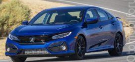 Yeni Honda Civic Si Sedan 2020 Model Özellikleri