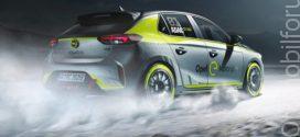 Yeni Opel Corsa-e Rally 2020 Model Tanıtıldı