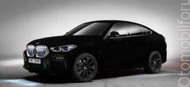 Yeni BMW X6'yı Vantablack ile Boyadılar!