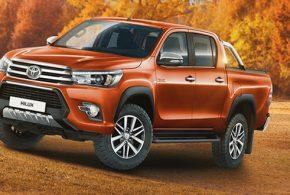 Toyota Hilux 12 ay Yüzde 0 Toyota Finans Kampanyası