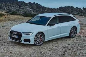 Audi A6 Avant Hibrit 2020 Model Özellikleri