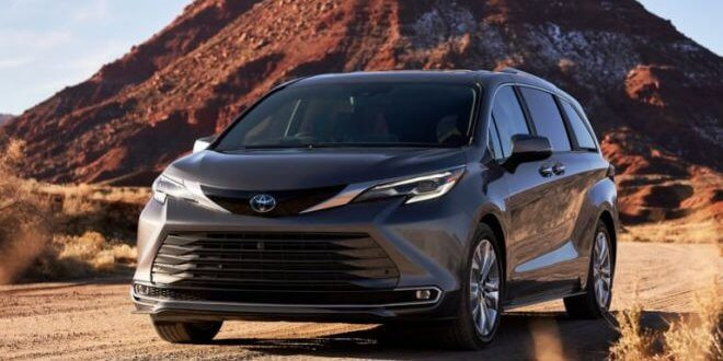 Yeni Toyota Sienna (MK4) 2021 Model Özellikleri