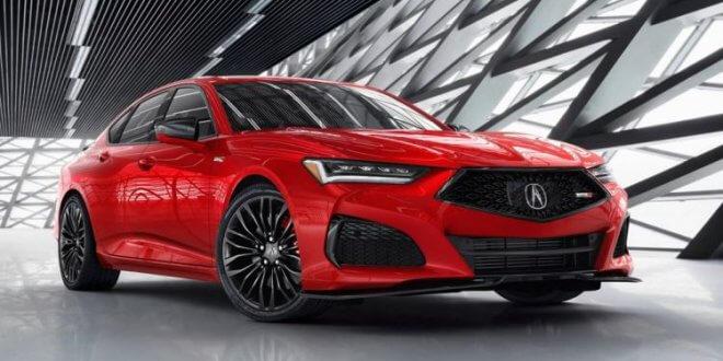 Yeni Acura TLX 2021 Model Özellikleri