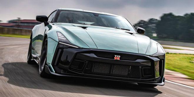 Yeni Nissan GT-R50 by Italdesign 2021 Model Özellikleri