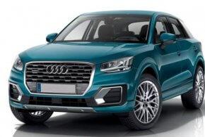 Audi Q2'lerde Temmuz Ayı Kampanyası