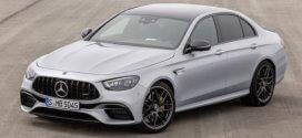 Mercedes-AMG E63 2021 Model Teknik Özellikleri