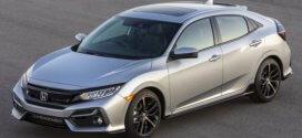 Yeni Honda Civic HB 1.0 Turbo 2020 Model Teknik Özellikleri