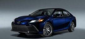 Yeni Toyota Camry 2021 Model Özellikleri