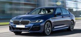 Yeni Makyajlı BMW 5 Serisi 2021 Model Teknik Özellikleri