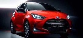 Yeni Toyota Yaris 2020 Model Özellikleri