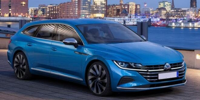 Yeni Volkswagen Arteon Shooting Brake Özellikleri