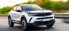2020 Opel Mokka'nın Benzinli ve Dizel Modelleri