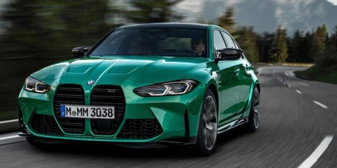 Yeni Kasa 2021 Model BMW M3 Sedan Competition (G80) Teknik Özellikleri
