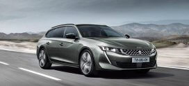 Peugeot 508 SW Özellikleri ve Fiyatı Ne Kadar ?