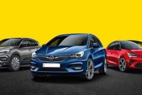 Opel'lerde Ekim Ayı sıfır faizli kampanya fırsatı