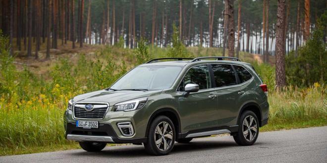 Subaru Forester'a yeni turbo benzinli motor seçeneği