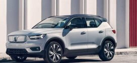 Volvo'nun elektrikli XC40 Recharge 2020 Yeni Model