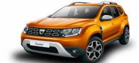 Dacia Modelleri Kasım Fiyat Listesi