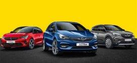 Opel'in Kasım Ayı sıfır araç kampanyaları