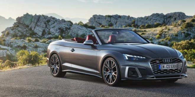Yeni Model Audi S5 Cabriolet TFSI 2021 Model
