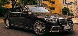 Yeni Mercedes-Benz S-Serisi Özellikleri