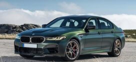 Yeni Model BMW M5 CS Teknik Özellikleri 2022 Model