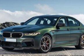 Yeni Model BMW M5 CS Teknik Özellikleri 2022 Model